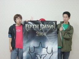 Lunatic Moon Convention 92nd Champion: 富井翼 & Finalist:鈴木貴大