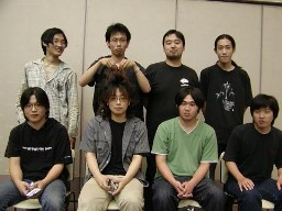GPT-Nagoya Osaka 2nd: Top 8 Players