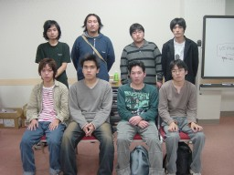 The Finals 2005 QT-Chiba : Top 8 Players