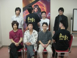 2006 Chiba Prefectural Championships : Top 8 Players