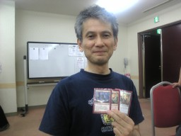 Lunatic Moon Convention 142nd Champion : 赤星順