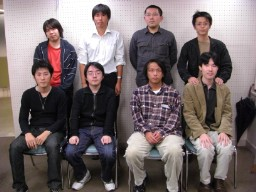 2007 Yamanashi Prefectural Championships : Top 8 Players