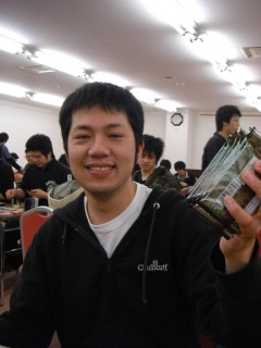 Lunatic Moon Convention 162nd Champion : 高木隆之