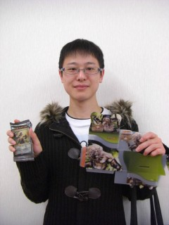 Shards of Alara Launch Party Champion : 田浦隆司