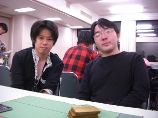 The Finals 2008 Regular QT - Yamanashi Winner : 金原鋼大&伴好啓