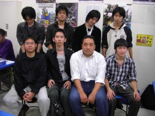 The Finals 2008 Regular QT - Chiba / LMC Soga 185 : Top 8 Players