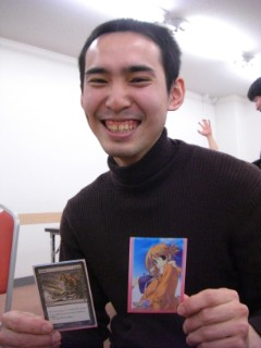 Lunatic Moon Convention 192nd Champion : 原田真雄