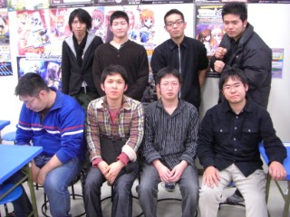 Lunatic Moon Convention Soga 194th : Top 8 Players