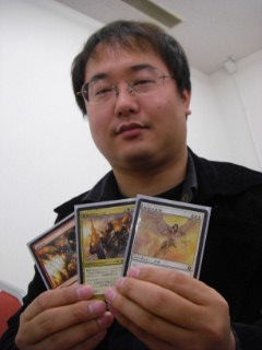 Launch Party - Conflux Champion : 増野良輔