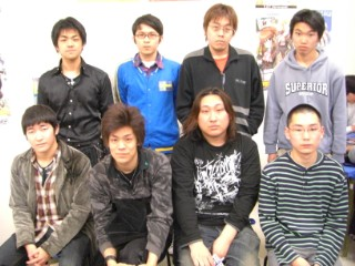 Lunatic Moon Convention Soga 203rd : Top 8 Players