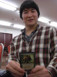 Lunatic Moon Convention 207th Champion : 門田真一