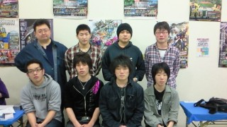 Lunatic Moon Convention Soga 212th : Top 8 Players