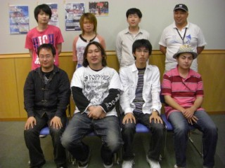Lunatic Moon Convention Yoyogi 218th : Top 8 Players