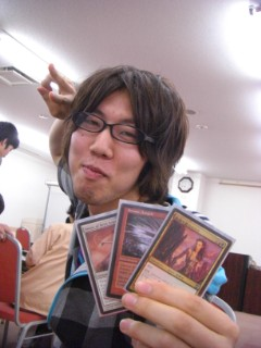 Lunatic Moon Convention 221st Champion : 渡辺竜二