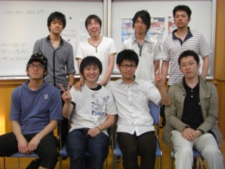 Lunatic Moon Convention Yoyogi 225th : Top 8 Players