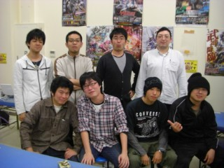 Lunatic Moon Convention Soga 240th : Top 8 Players