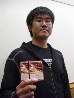Limits Gateway Qualifier 4 - Yoyogi Champion : 伊藤光英