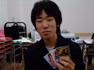 LMC243 - Zendikar Game Day Champion : 小松智史