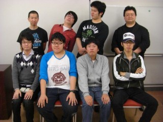 The Finals 2009 Regional Qualifier - Chiba 1st : Top 8 Players