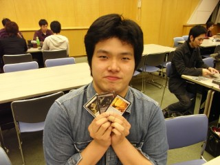 MTG Today Cup 3rd Champion : 萩原紀幸