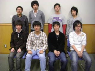 The Finals 2009 Regional Qualifier - Yoyogi : Top 8 Players