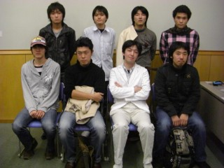 The Limits 2009 Regional Qualifier - Yoyogi 1st : Top 8 Players