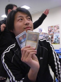 Lunatic Moon Convention Soga 248th Champion : 新井貴大