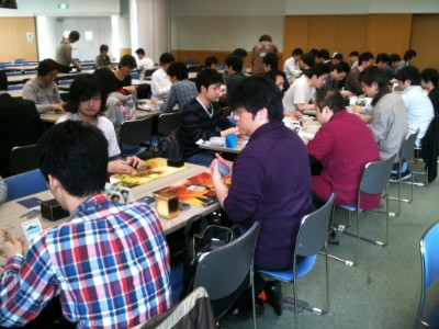 MTG Today Cup 5th : 会場風景