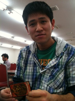 GPT Washington D.C. - Chiba Champion : 荒波直