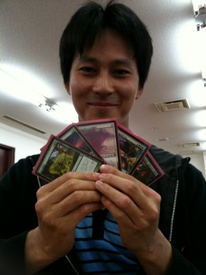 Lunatic Moon Convention 276th Champion : 原田貴仁