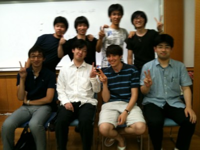 Lunatic Moon Convention Yoyogi 288th : Top 8 Players