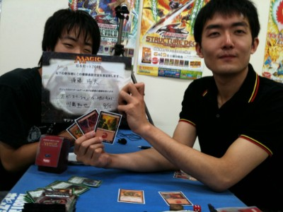 LMC Soga 290th - M11 Game Day Champion : 須藤琢夫