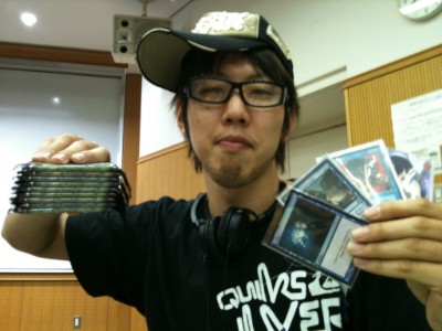 MTG Today Cup 6th Champion : 渡辺竜二