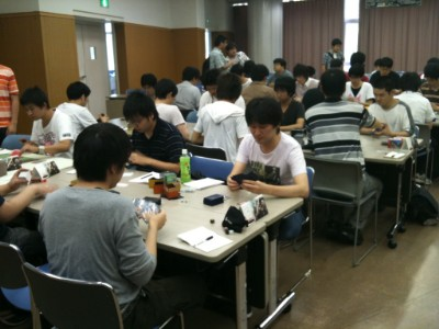 MTG Today Cup 6th : 会場風景
