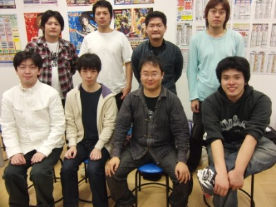 The Finals 2010 Regional - Inage : Top 8 Players