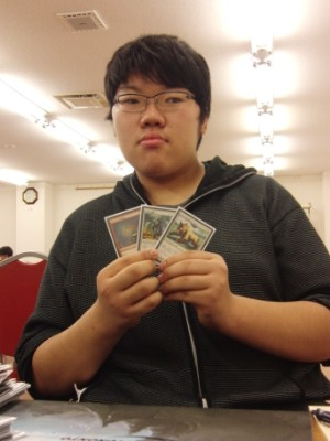 LMC Chiba 304th - SOM Game Day Champion : 宮本寛弥