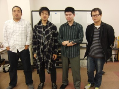 The Limits 2010 Regional Tournament - Chiba : Top 4 Players