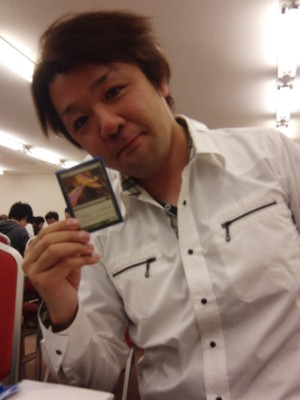 LMC Chiba 305th - SOM Game Day Champion : 鈴木悠司