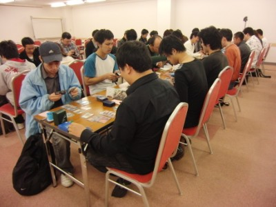 LMC Chiba 305th - SOM Game Day : 会場風景