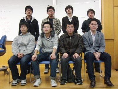 Lunatic Moon Convention Yoyogi 307th : Top 8 Players