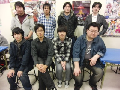 Lunatic Moon Convention Soga 313th : Top 8 Players