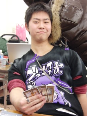 Lunatic Moon Convention 315th Champion : 諫山夕介