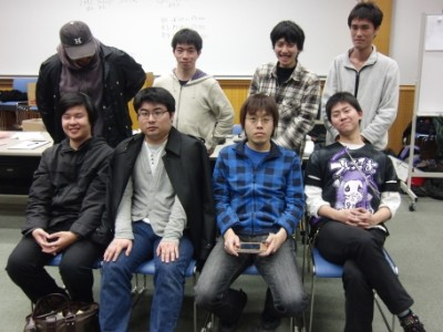 Lunatic Moon Convention Yoyogi 316th : Top 8 Players