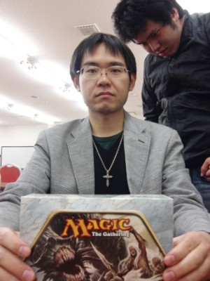 Lunatic Moon Convention 317th Champion : 三原槙仁