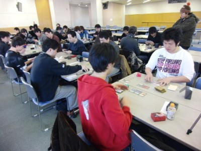 MTG Today Cup 8th : 会場風景