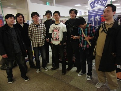 GPT Kobe - Inage Kaigan : Top 8 Players