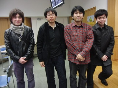 Lunatic Moon Convention Yoyogi 317th : Top 4 Players