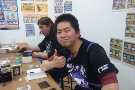 LMC Inage Kaigan 327 - MBS Game Day Champion : 諫山夕介