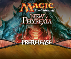 New Phyrexia Prerelease