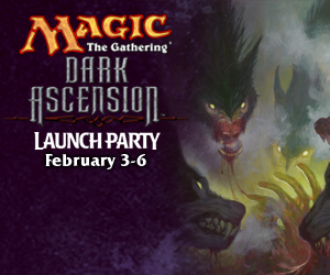 Dark Ascension Launch Party